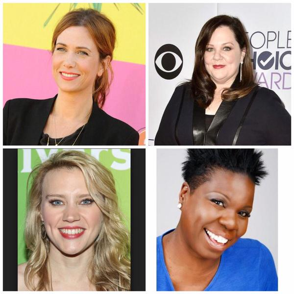 'Ghostbusters' shows gender divide