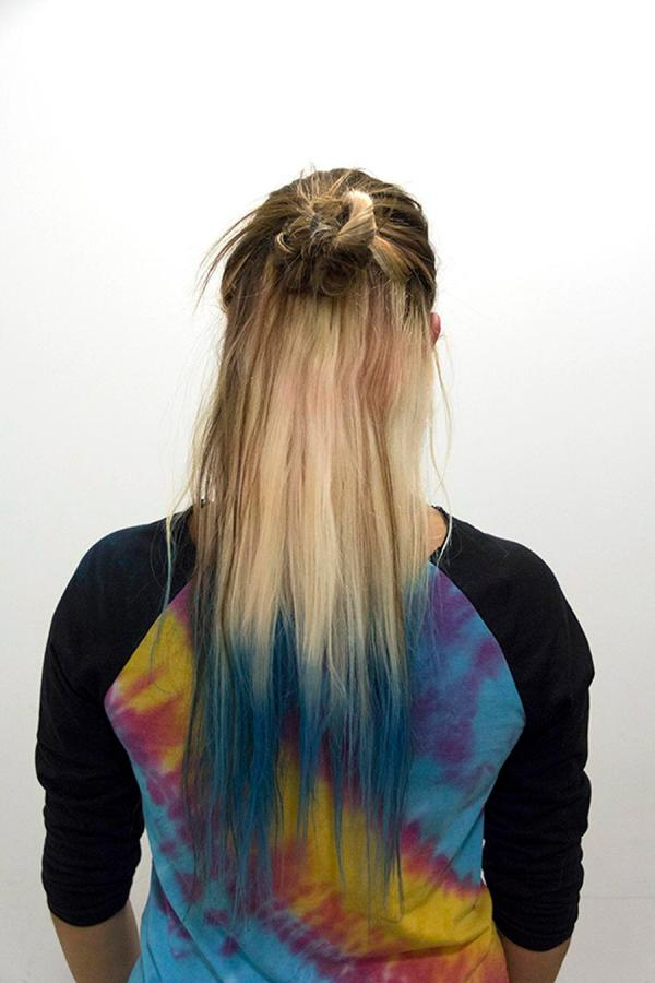 Changing hair color is a quick affordable way to update your style for the summer.