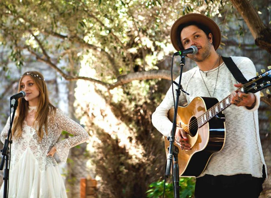 """The Brooklyn folk-pop duo Oh Honey is known for their 2013 hit song """"Be Okay."""""""