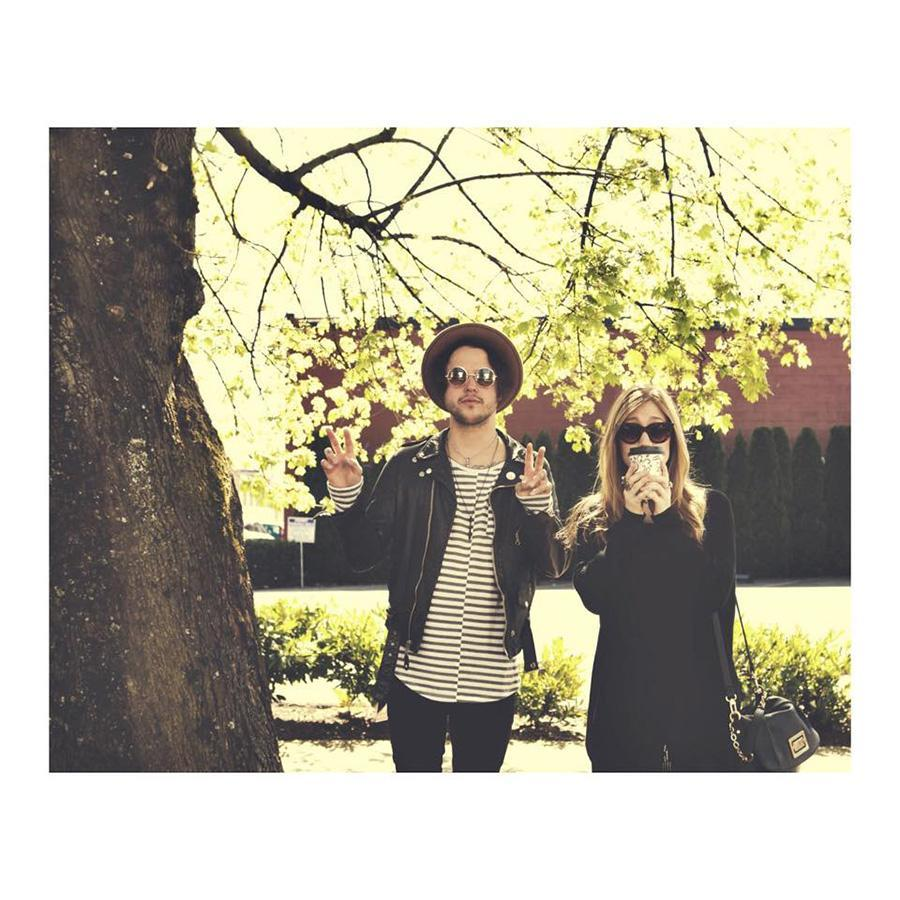 "The Brooklyn folk-pop duo Oh Honey is known for their 2013 hit song ""Be Okay."""