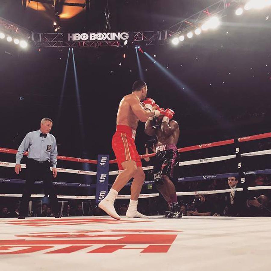 Wladimir Klitschko is the reigning heavyweight world champion.