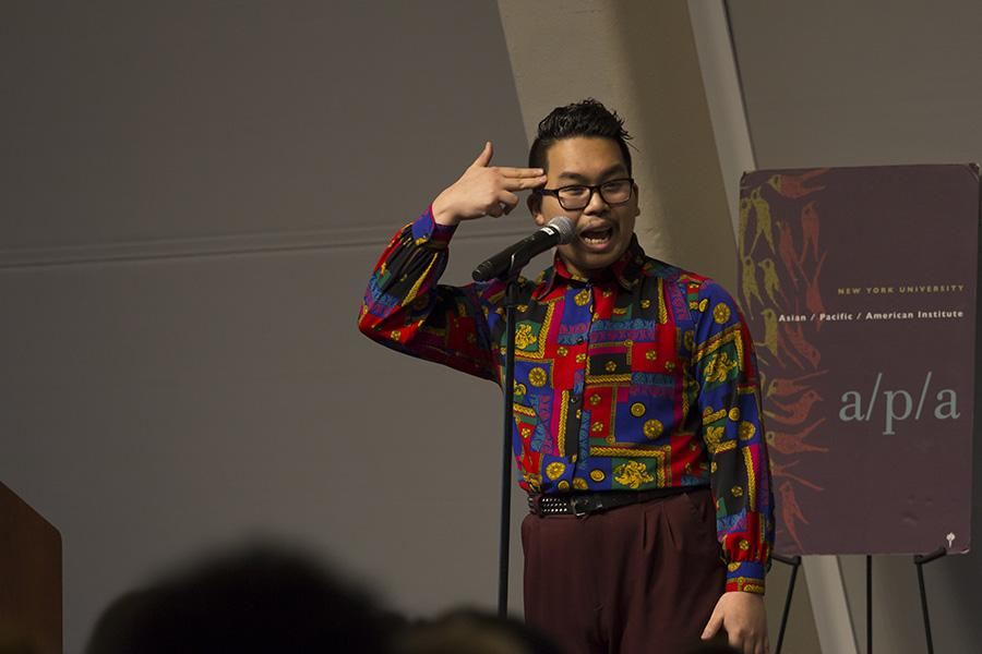 """Paul Tran has won numerous poetry slam awards including """"Best Poet"""" and """"Pushing the Art Forward"""" at the national college poetry slam."""