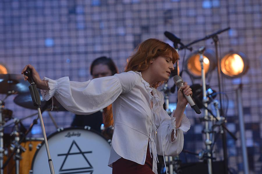 Florence and the Machine, Governors Ball 2015.