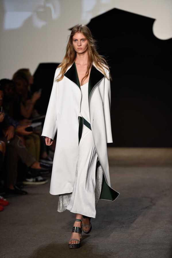 Adeam at New York Fashion Week.