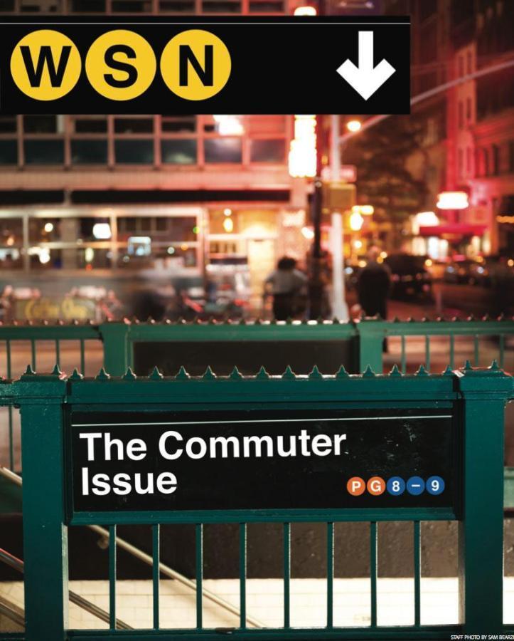 'Commuterty' at NYU