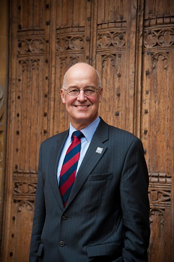 Andrew Hamilton made his final keynote address at Oxford on Tuesday.