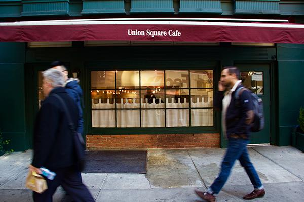 One of Chef Danny Meyer's many restaurants, Union Square Café, will raise its prices and eliminate tipping to ensure a living wage for its employees.