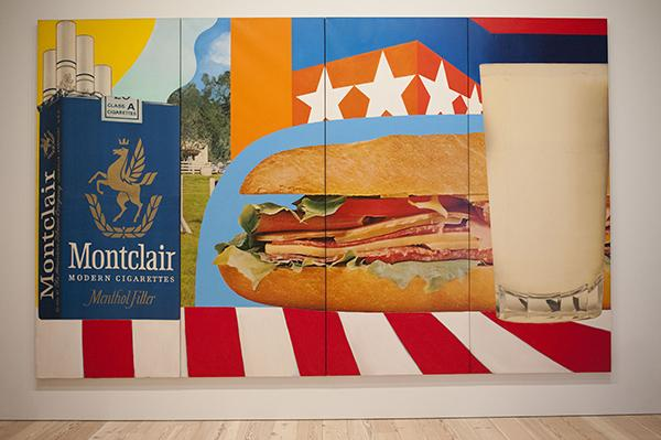 """The Whitney Museum of American Art just opened its newest exhibit, """"The Whitney Collection"""", on September 28th."""