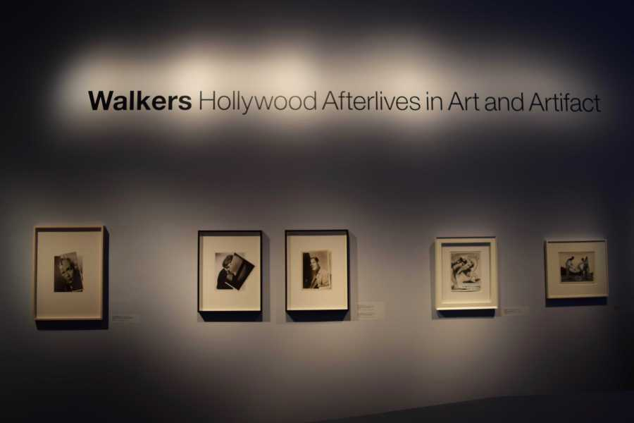 Walkers%3A+Hollywood+Afterlives+in+Art+and+Artifact+is+the+latest+exhibit+at+the+Museum+of+the+Moving+Image+in+Brooklyn.+