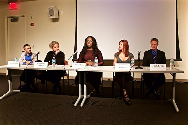 State of the Union: Panel on State Violence Against Trans Individuals took place on Tuesday and addressed the violence that Trans Individuals face.