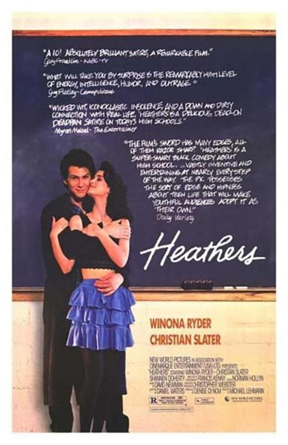 The WSN staff recommends their favorite high school movies.