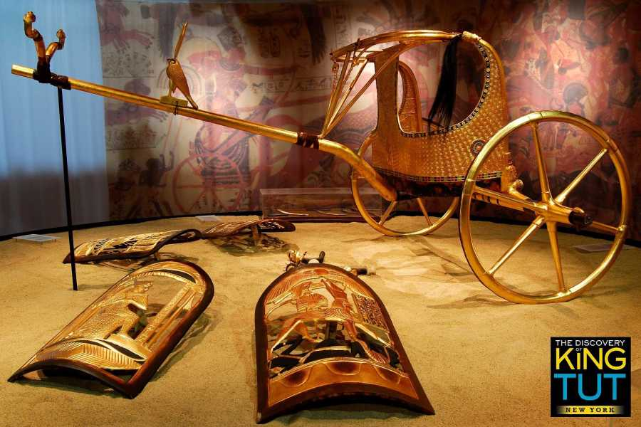 The Discovery of King Tut runs until May 1, 2016, at Premier Exhibitions at 417 Fifth Ave and is a collection of replicas of the tomb.