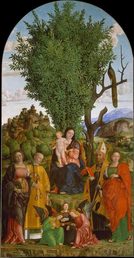 Girolama dai Libri's 'Madonna and Child with Saints' headlines the MET's Northern Renaissance art exhibition.