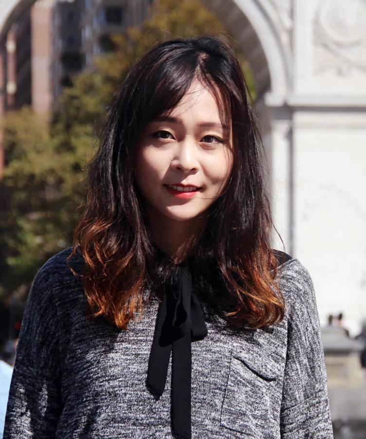 Changing majors: Violet Zhu