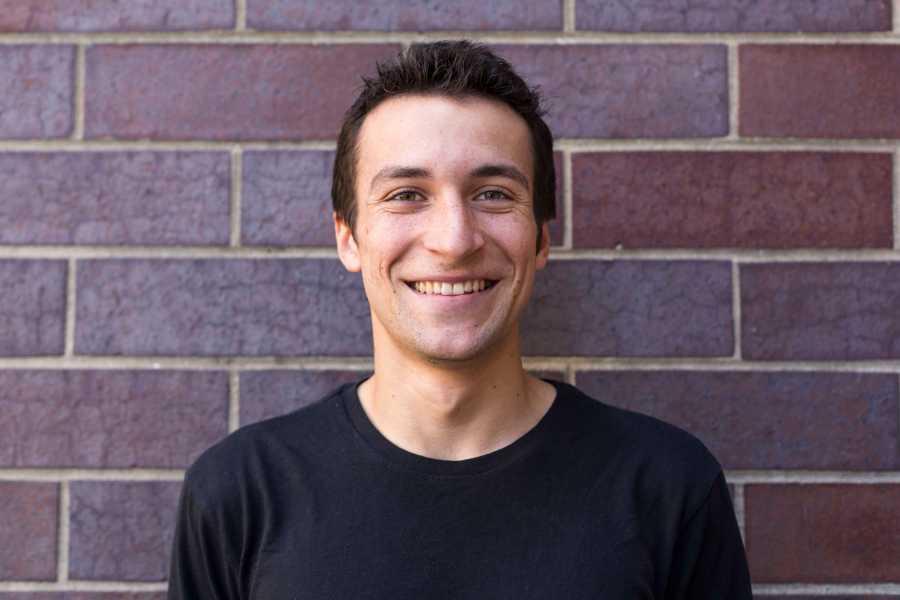 Editor-in-Chief Alex Bazeley