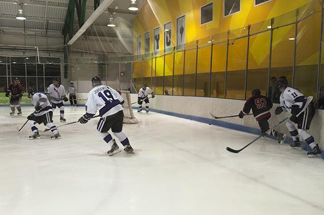 The NYU Ice Hockey team lost their first match since winter break on Sunday.