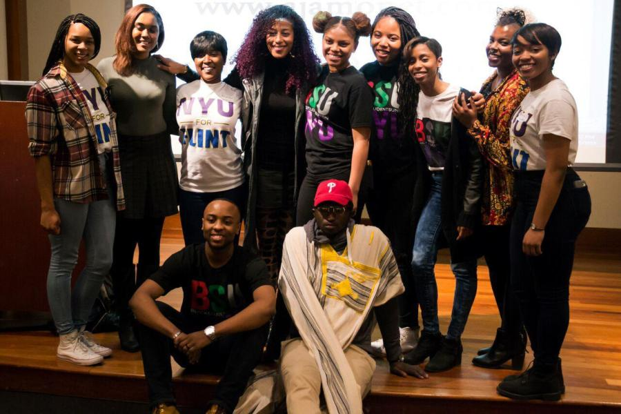 This year's Black Solidarity Conference was centered around the idea of black identity.