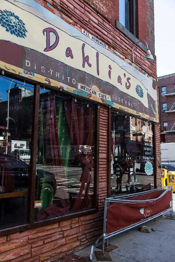 Dahlias' liquor license was revoked by the New York State Liquor Authority after law enforcement found over 40 underage people in the establishment.