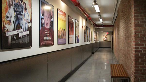 The films of NYU's talented Tisch sophomores are screened each semester to showcase their prowess.