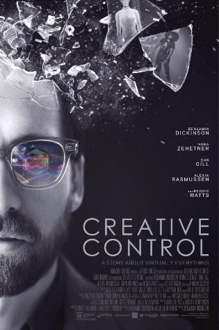 """Creative Control"" is an upcoming film directed by NYU alumnus Benjamin Dickinson."