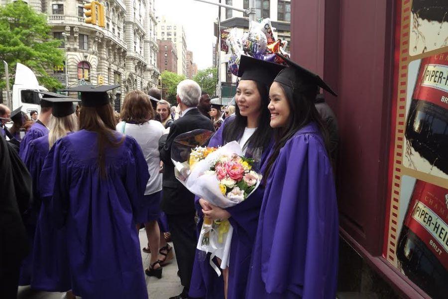 Steinhardt School of Culture, Education and Human Development Commencement '16