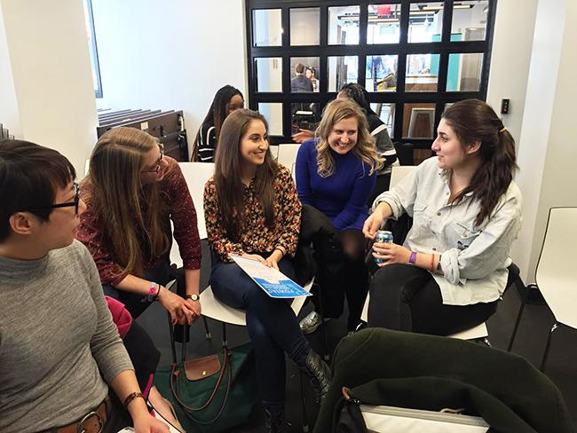 NYU alumna Anna Powers started Powers Education, aiming to offer the support and guidance needed for women high school students to succeed in the fields of math and science, hopefully adding to the female presence in STEM research.