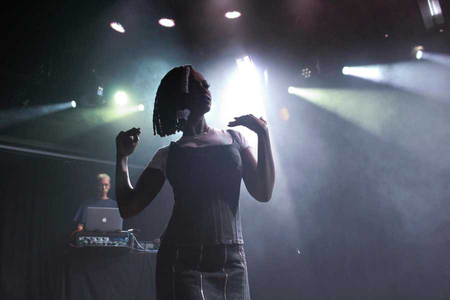 On September 7, artists D.R.A.M., Kamaiyah, and Kelela performed at NYU's annual Mystery Concert at Poisson Rouge.