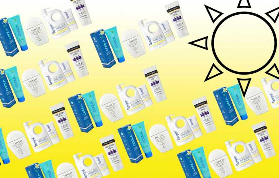 Sunscreen is a crucial part to your daily routine.