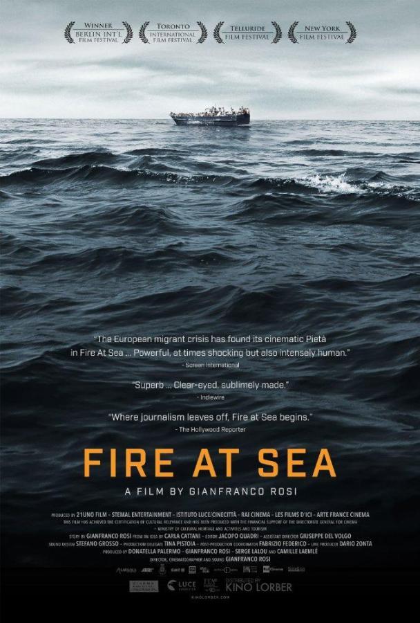 Directed by NYU alumni Gianfranco Rosi,
