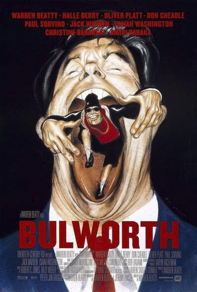 """A 1998 political satire, """"Bulworth"""" was brought back to the big screen at the Metrograph Theater as the election draws near."""