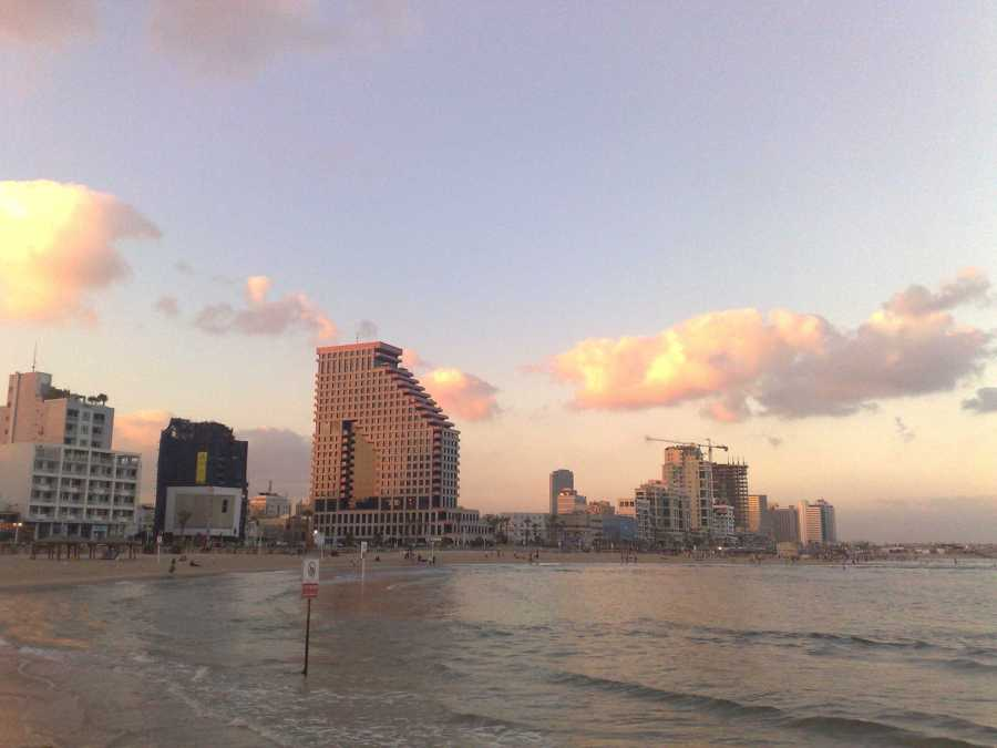 Tel+Aviv+can+offer+an+escape+from+the+hectic+2016+presidential+election.
