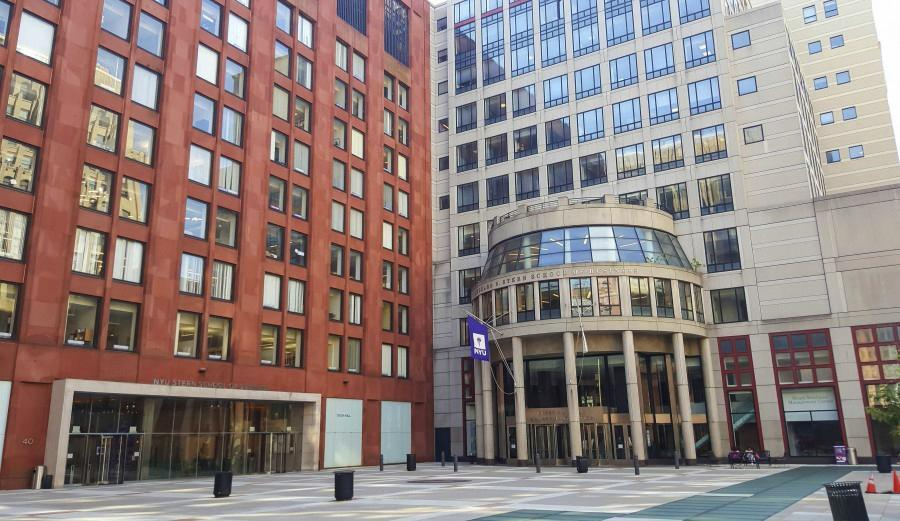 Stern School of Business will soon be expanding to NYUs Washington DC campus
