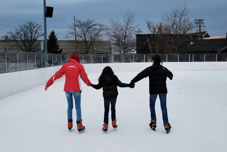 Winter is a time filled with family memories like skiing, skating and game-outings.