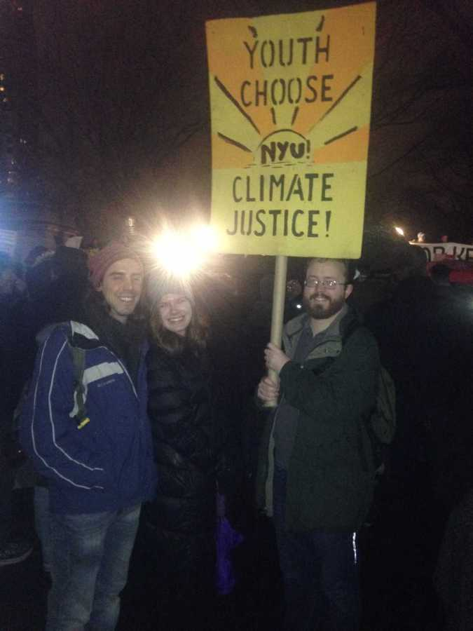 Hundreds+of+students+gathered+to+protest+DAPL+in+response+to+Donald+Trump%27s+controversial+inauguration.