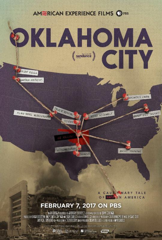 """Barak Goodman's new documentary, """"Oklahoma City"""", recounts the Timothy McVeigh's bombing of a federal building in 1995."""