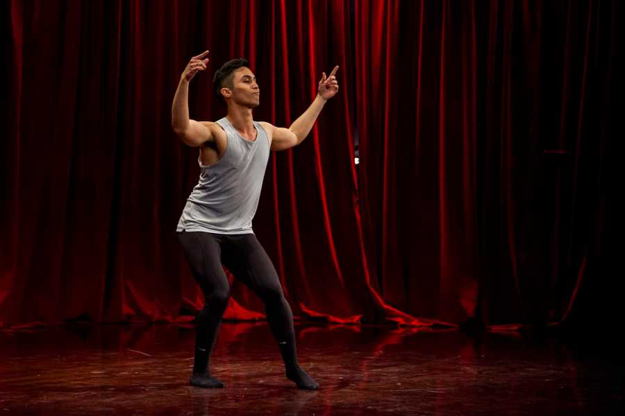 """The third annual """"So You Think NYU Can Dance?"""" competition took place on Feb. 6. Junior KP Mendoza and many others competed for the $150 Visa gift card prize."""
