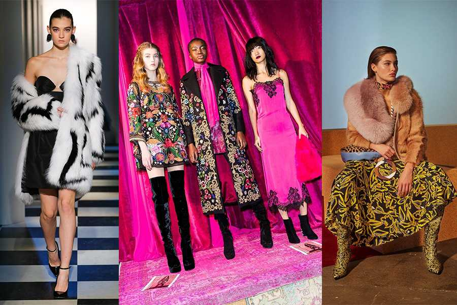 Oscar de Larenta, DVF and Alice + Olivia's Fall/Winter 2017 collections were, in only a word, beautiful.