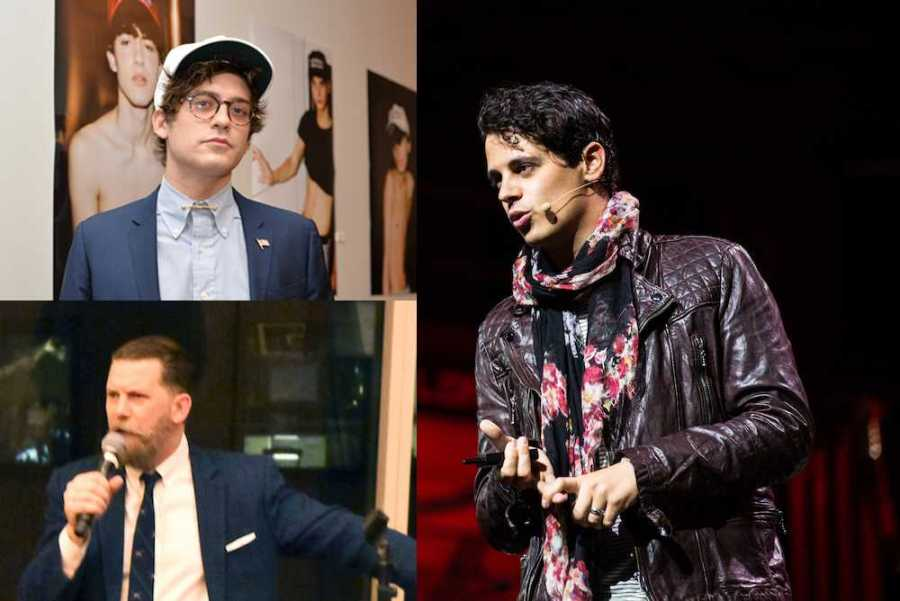 Over the past few months, NYU College Republicans have invited three controversial guests to speak at NYU: Milo Yiannopoulos, Gavin McInnes and Lucian Wintrich.  The cancellations and controversy of these speakers brings people to question what constitutes free speech.