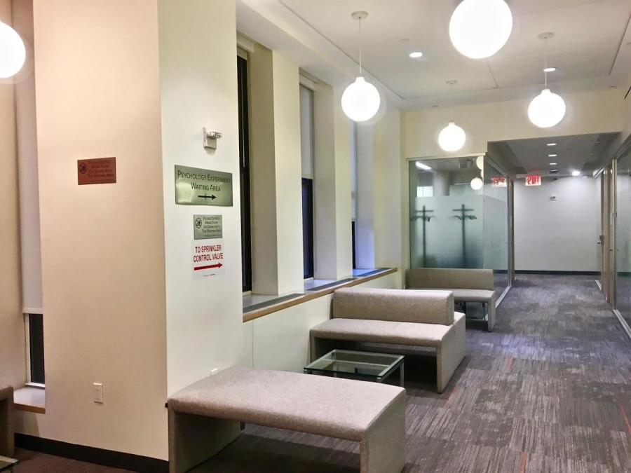 NYU students are participating in psychology studies to earn some extra cash.  Most of these studies take place in Meyer Hall at 4 Washington Place, NYU's main psychology building.