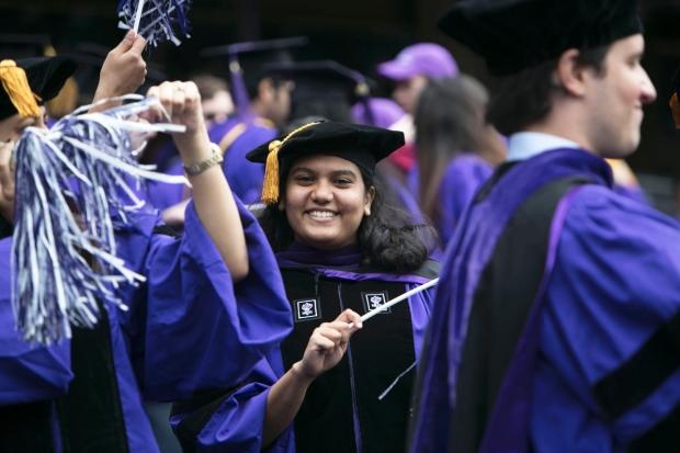 For many, graduation and the prospect of beginning a career can be both exciting and terrifying. NYU graduates offer their perspective on the transition.