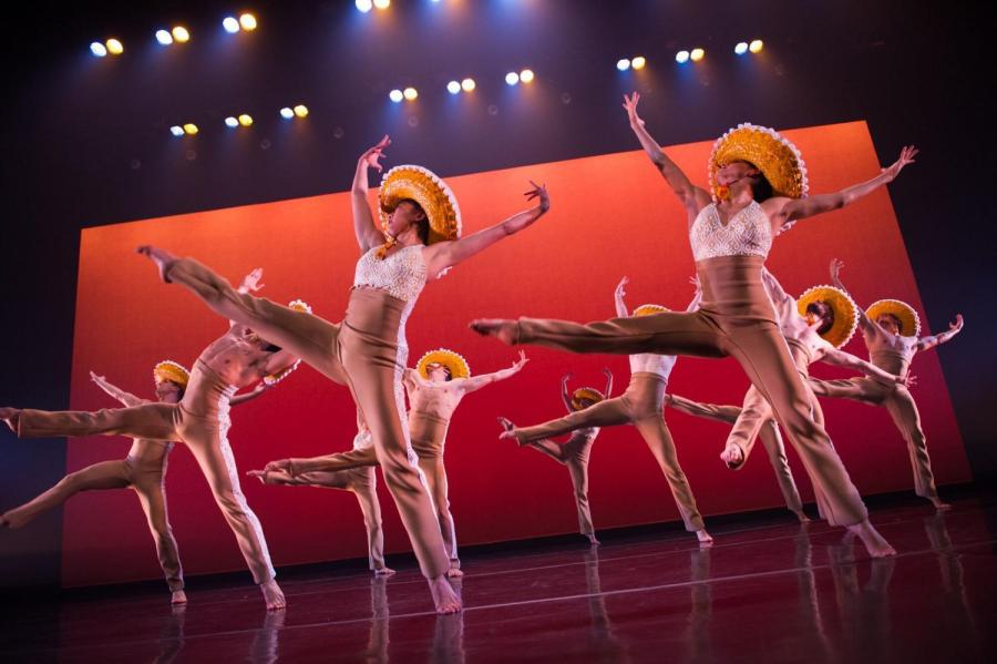 The Latin American ballet company, Ballet Hispanico, returned to New York City on April 18 to perform a culturally rich and innovative triple bill.