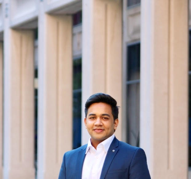 Jayesh Baldota, an NYU alumnus, founded the Clothing Company, which sells clothes that are made of 100 percent organic cotton and are artificial chemical-free.
