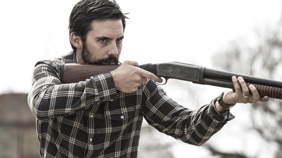 """Milo Ventimiglia stars as the mysterious Jackson Pritchard living on the outskirts of Clay Staub's new film, """"Devil's Gate."""""""