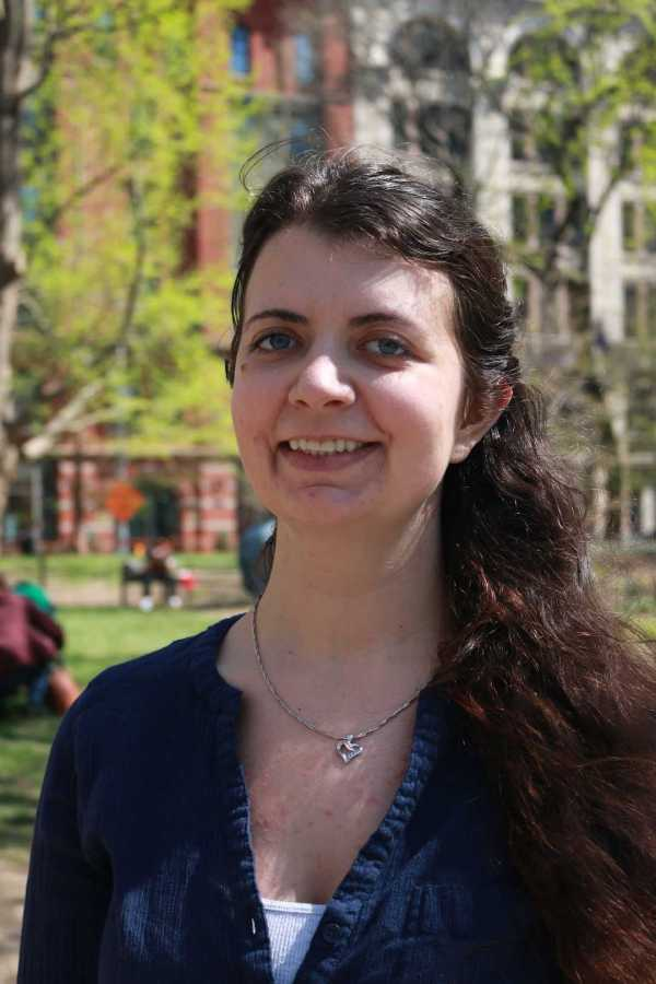 NYU graduate student Kristyn Millan has Loeys-Dietz syndrome, a rare connective tissue disorder. But ever since she was diagnosed, Millan has been working to raise awareness for the disease.