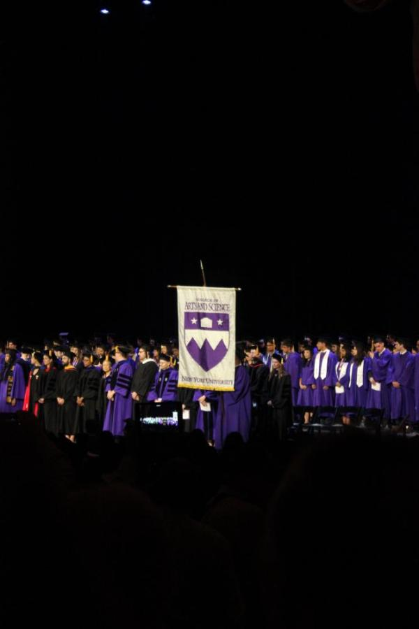 College of Arts and Science Commencement '17