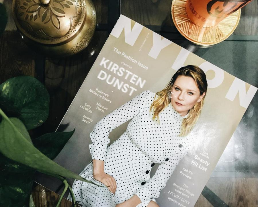Nylon Magazine's October print issue will be its last due to declining profits. The magazine will be shifting its focus towards digital media production.