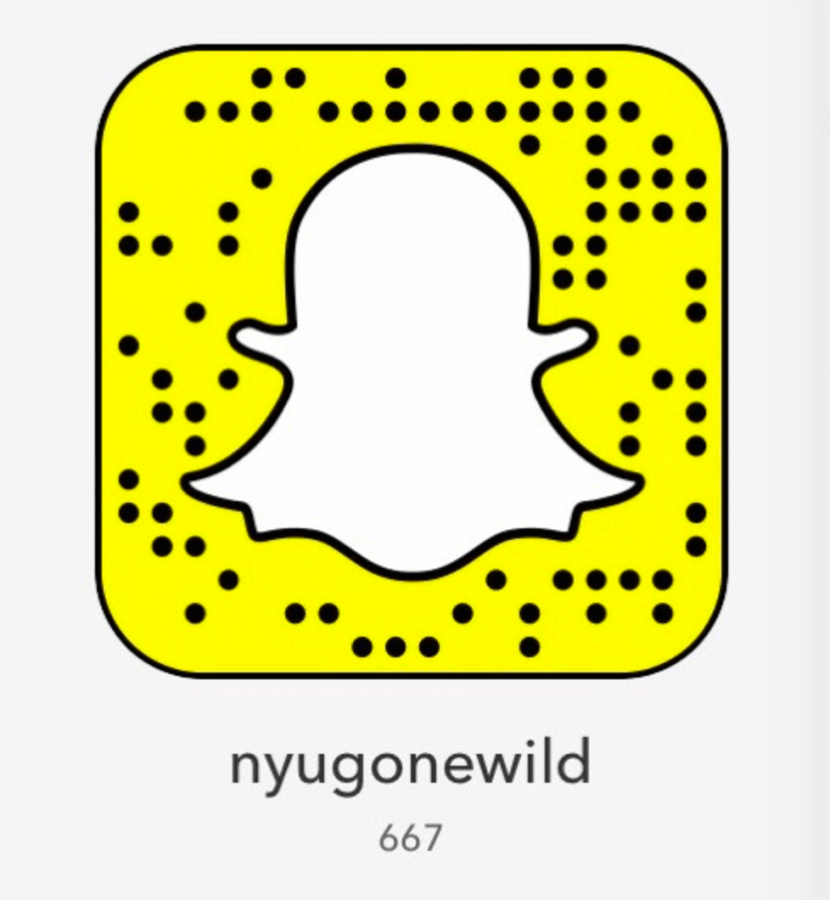 """Screenshot of the """"NYUGoneWild"""" account profile taken on the afternoon of Oct. 26"""