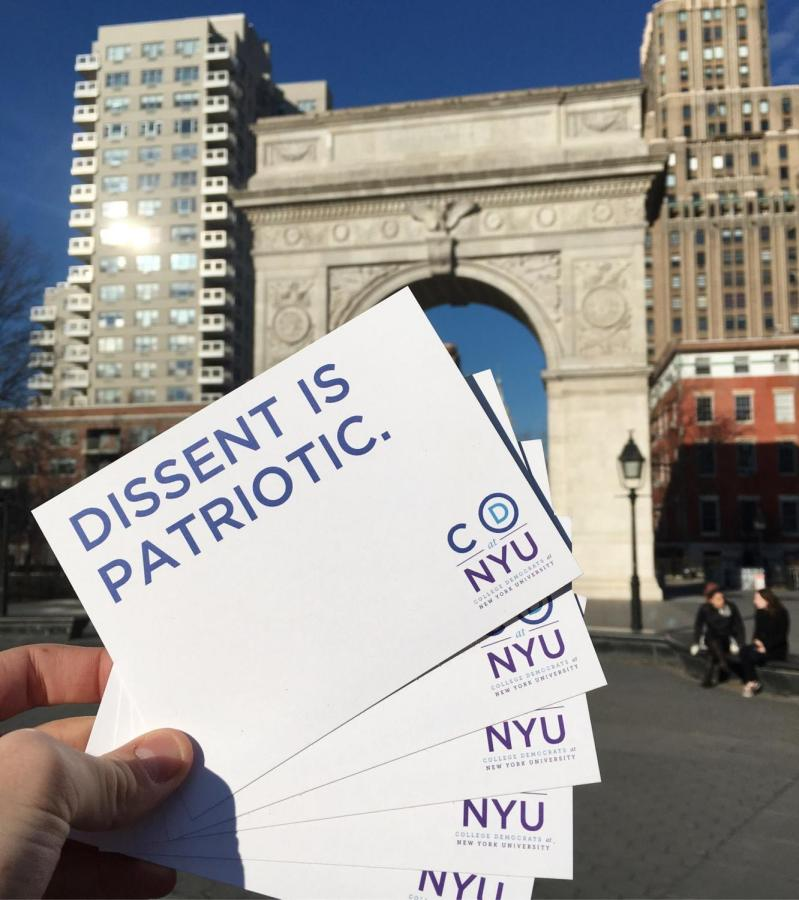 The NYU College Democrats attended the College Democrats of America National Convention in Las Vegas where it was named Chapter of the Year.
