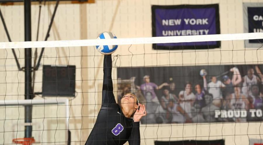 Image courtesy of NYU Athletics