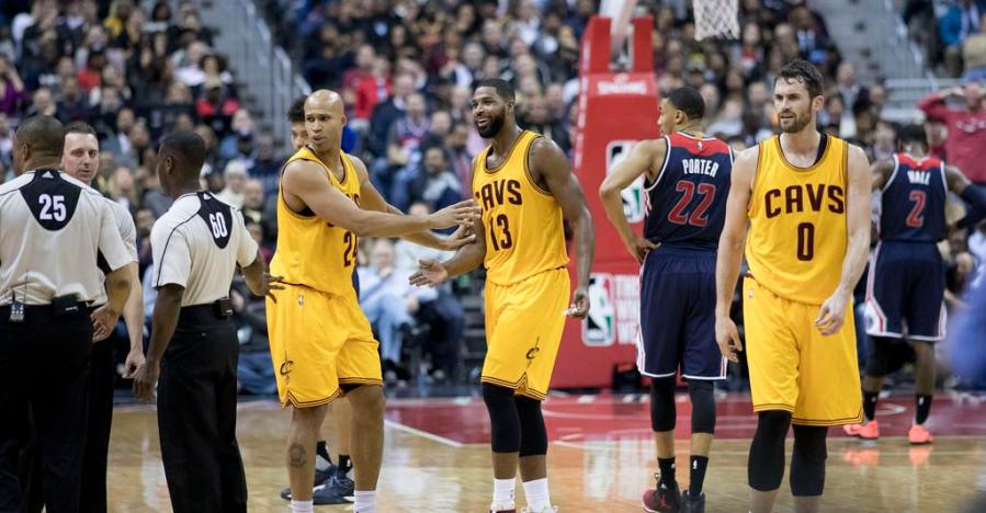 Cavaliers starts to find it hard to secure easy wins with players getting injured on opening night.